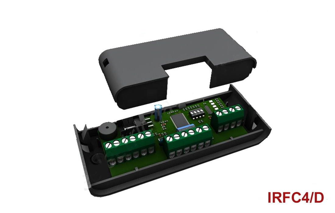 IRFC4/D 8K2 control card for CMO safety edges