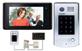 "2-EASY KP KIT (7"" Touch Screen Entry Phone System With Built-in Keypad)"