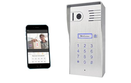 WiFi Intercoms with Keypads
