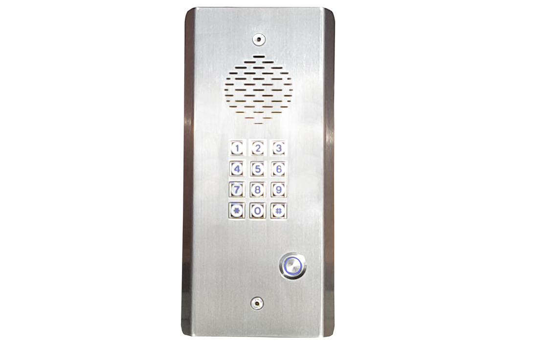 GSM Intercom with Back-lit Keypad 3G