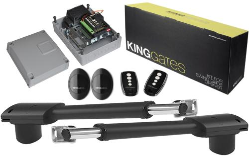 Linear 500, Long Stroke Double Gate Kit.