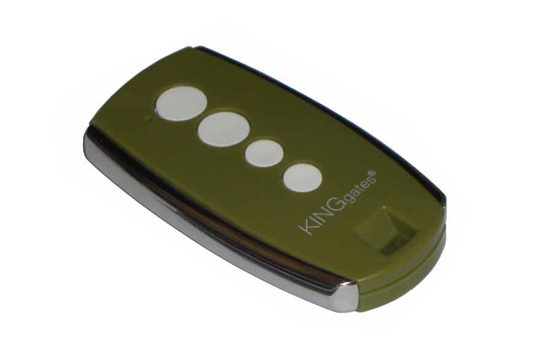 Stylo Green 4 Channel transmitter  (rolling code)
