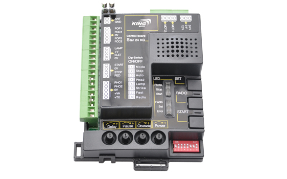 Star 24 volt Controller only  for the Modus motors (Inc Receiver)