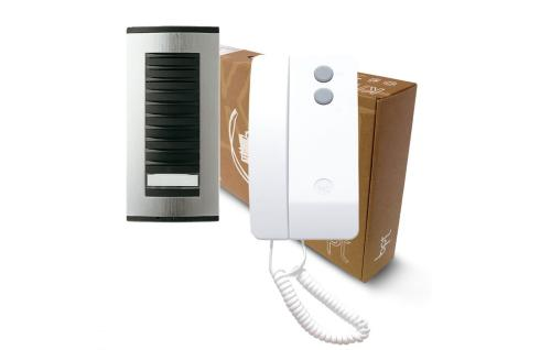 BPT One Way Audio Entry Phone System